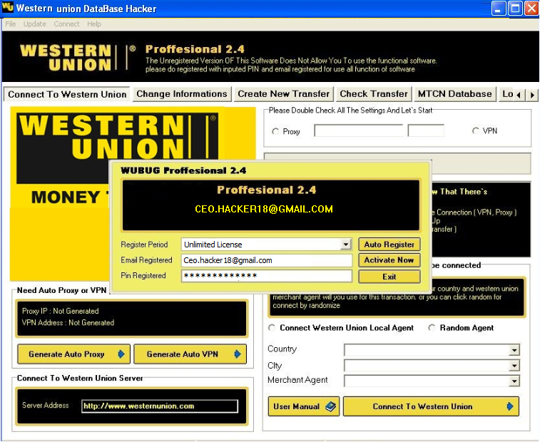 Mtcn Western Union
