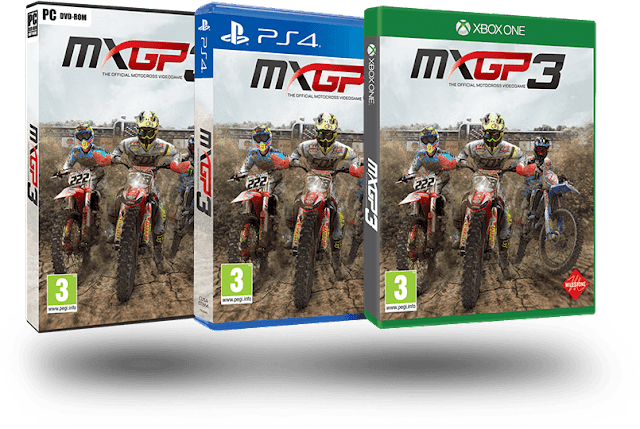 مراجعة لعبة MXGP3 The Official Motocross كاملة للكمبيوتر