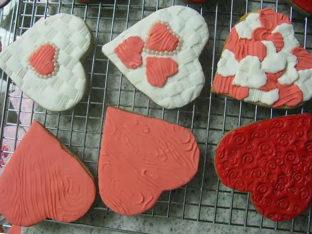 corazones cocina san valentin