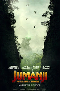 Jumanji: Welcome to The Jungle (2017) BluRay