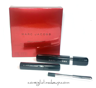 Review: About Lash Night Kit - Marc Jacobs Beauty