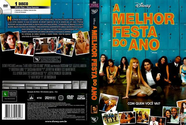 Capa DVD A Melhor Festa do Ano