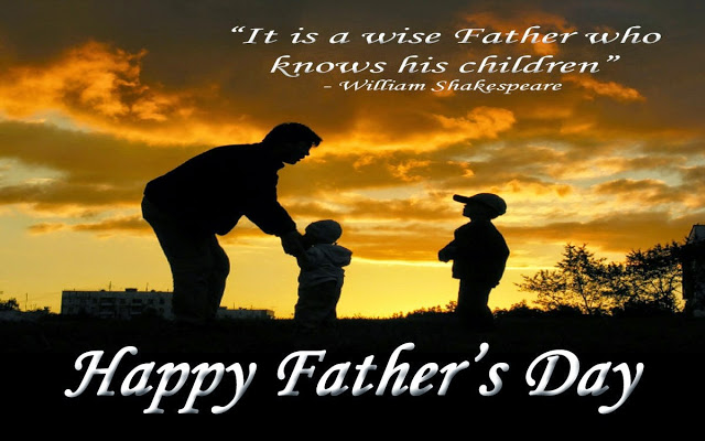 50+ {Happy} Father's Day Quotations And Sayings 2017 | Top Best Fathers Day Wishes Message SMS