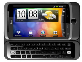 HTC Desire S (Desire 2) Android phone announced