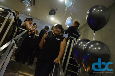 Gay Aida Dumaguing Cebu Blogging Community Partnership Lead 1st Anniversary Black Party 2015 Philippines Travel Blogger