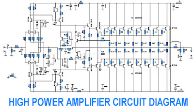 700W Power Amplifier with 2SC5200, 2SA1943