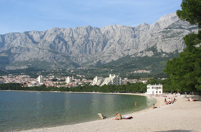 Visiting Makarska For The First Time