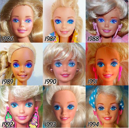 The History of Dolls