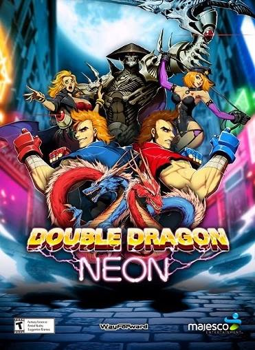 Double Dragon Neon game pc apk android free download