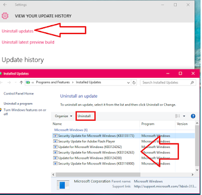 How to Uninstall Windows 10 Updates & Drivers,Uninstall windows 10 updates,remove windows 10 updates,how to stop updates from windows 10,latest updates uninstall,disable updates,uninstall driver,View your update history,Uninstall updates in widows 10 pc,how to remove,how to stop,how to disable,how to uninstall,all updates uninstall,windows 10 latest updates,how to get uninstall updates of windows 10 Uninstall the update which is creating problem to your windows 10 pc