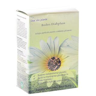 Comanda de aici ceaiul Diabplant 250 gr pt glicemie