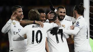 موعد مباراة ريال مدريد وهويسكا ضمن الدوري الأسباني والقنوات الناقلة