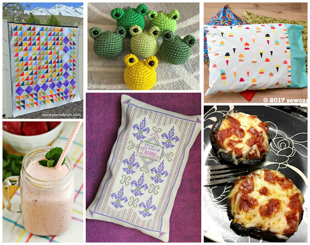 Birthday Blowout Craftastic Monday Link Party
