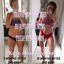 keto transformation