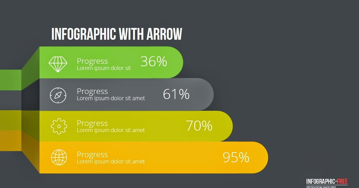 Infographic powerpoint templates free download