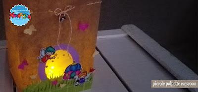 Lanterna di carta