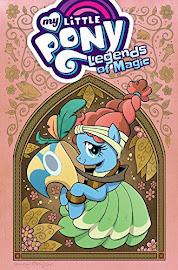 MLP Legends of Magic Paperback #2 Comic