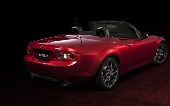 Wallpaper: Mazda MX-5 Miata