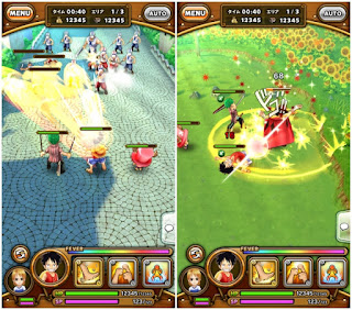 Download One Piece Thousand Storm Mod Apk Full Version Terbaru