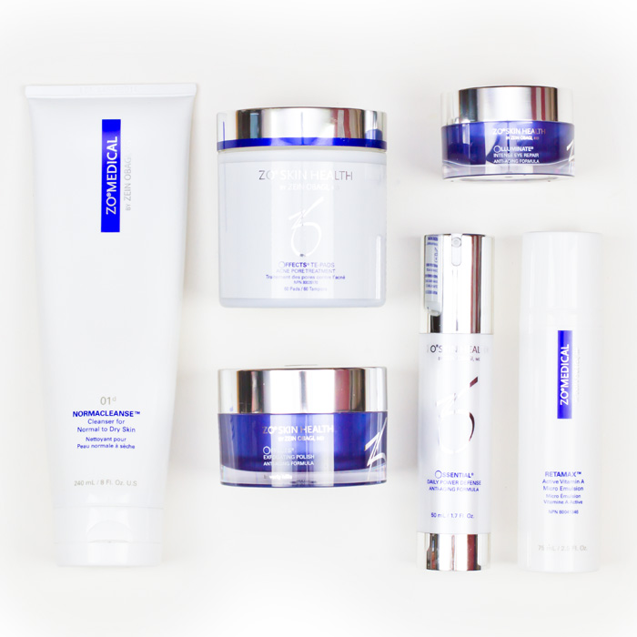 ZO Medical Skincare from Fiore Skin Clinic