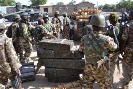 Boko Haram Incur Heavy Casualty In Two Days Of Nigerian Military Operations To Clear 11 Communities