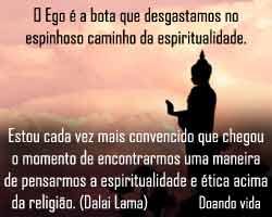 A espiritualidade e a vida do ser