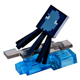 Minecraft Jinx Squid Other Figure