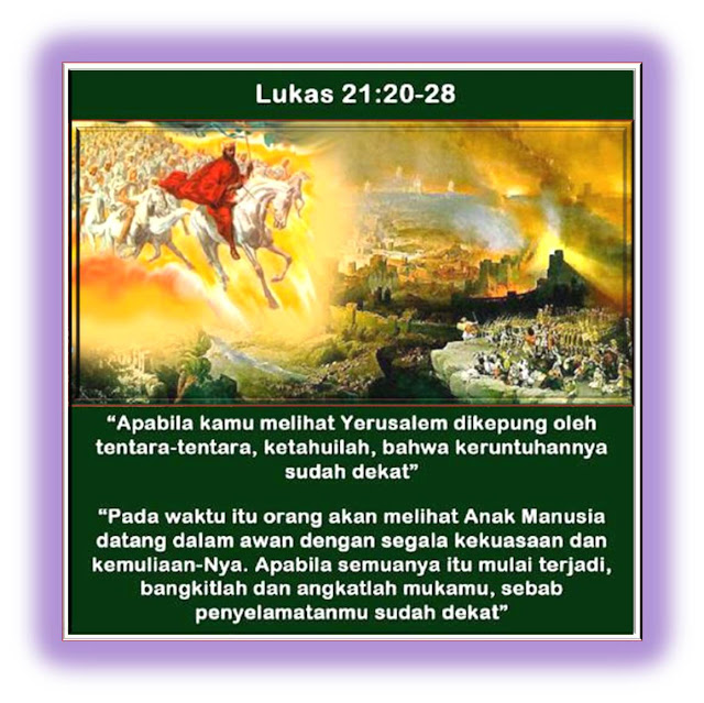 LUKAS 21:20-28