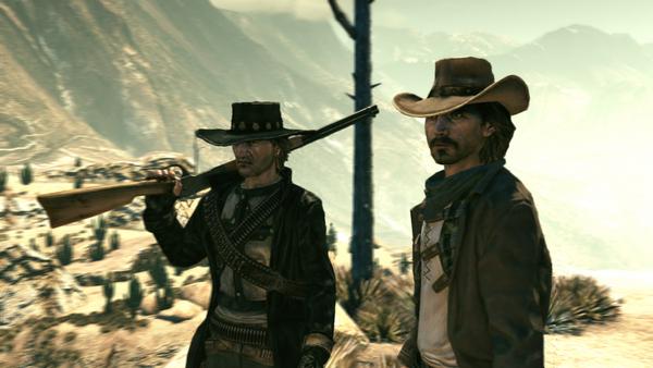 Call of Juarez Bound in Blood PC Full Version Screenshot 3