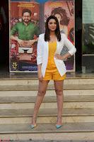 Parineeti Chopra with Ayushmann Khurrana at the Launch of Trailer of Meri Pyaari Bindu 012.JPG