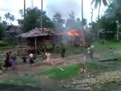 Beredar Video Kondisi Muslim Rohingnya, Bikin Menangis Dan Menyesakkan Dada