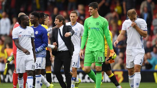 Optimisme Zola terhadap Chelsea-nya Conte
