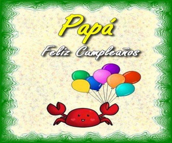 Frases De Cumpleanos De Buena Vibra: Imágenes De Cumpleaños Para Papá