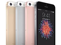 Harga dan Spesifikasi iPhone 5SE Dengan layar 4 inch