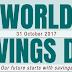 Dia Mundial da Poupança