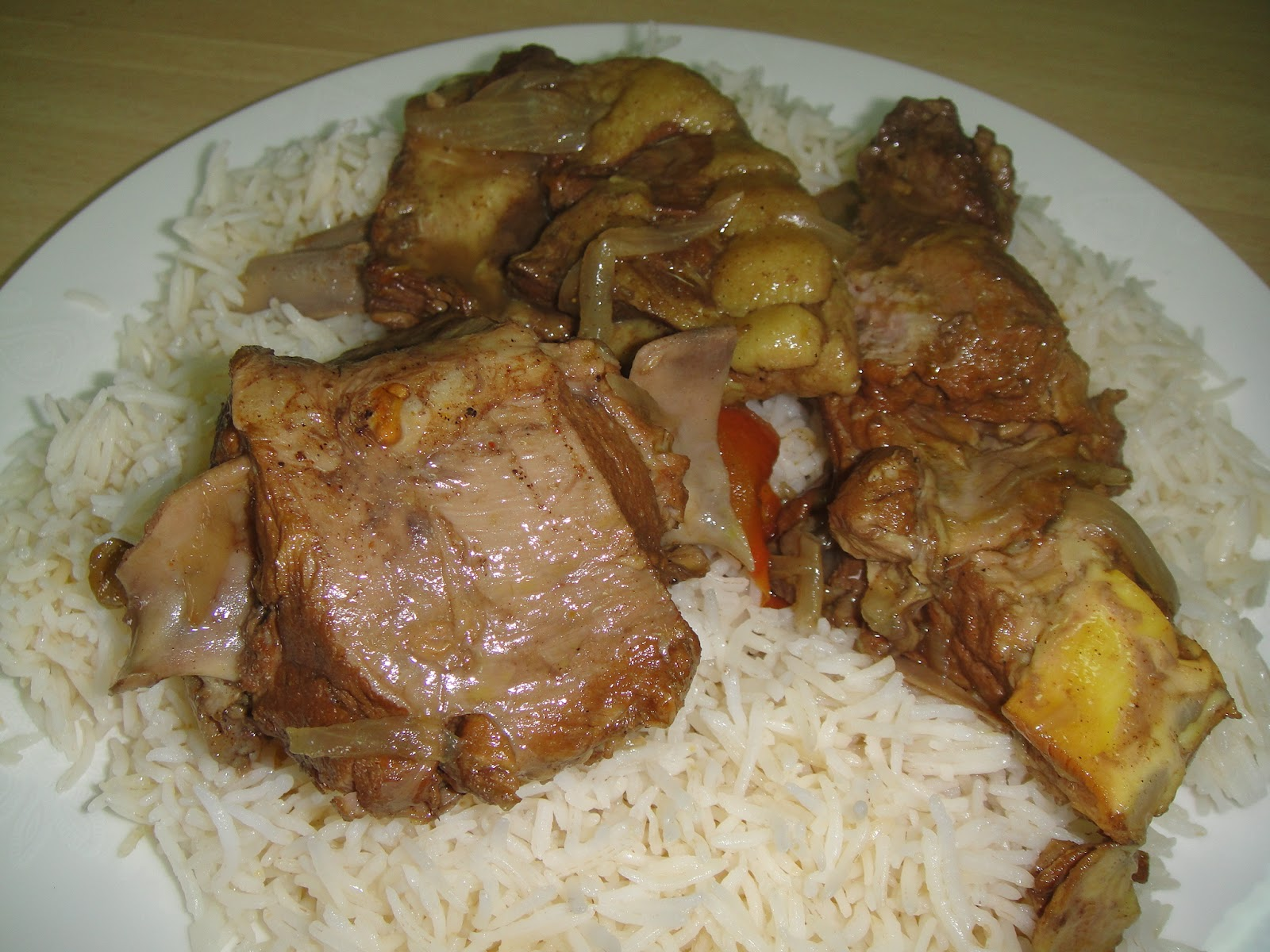 Iraqi food recipes in arabic chekwiki habeet iraqi stewed lamb forumfinder Images