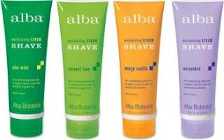 Alba Botanica, Natural Very Emollient Cream Shave