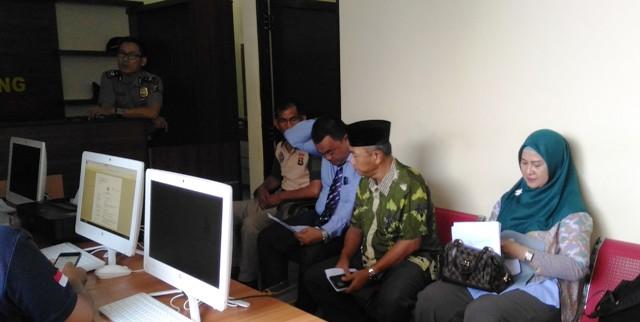Forum Penegak Kehormatan NU Lampung Resmi Laporkan Bupati Zainudin Hasan ke Polda