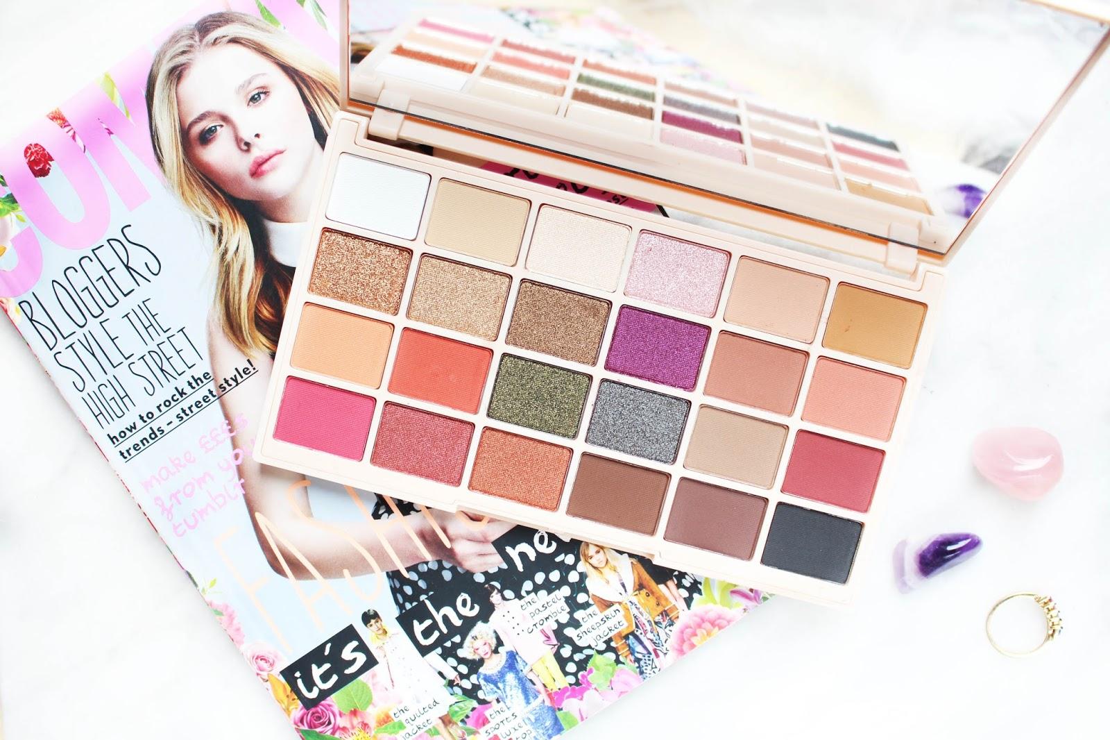 Makeup revolution palette soph x