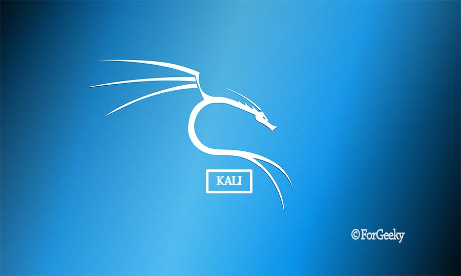 Kali Linux-Vmware-virtual-machine