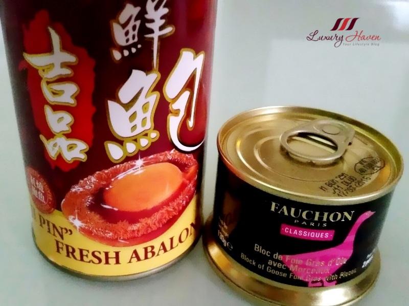 cny ah yat abalone fauchon foie gras recipes