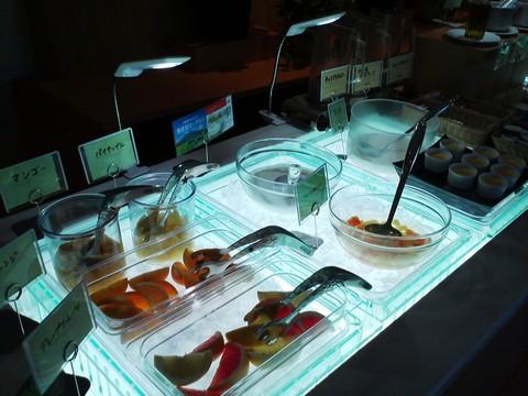 ビュッフェコーナー:デザート2 オーセントホテル小樽カサブランカ
