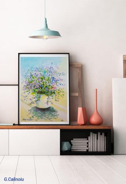Picturi flori 1