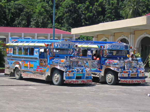 Modifikasi Motor & Mobil: 10 Amazing Jeepney Art Buses