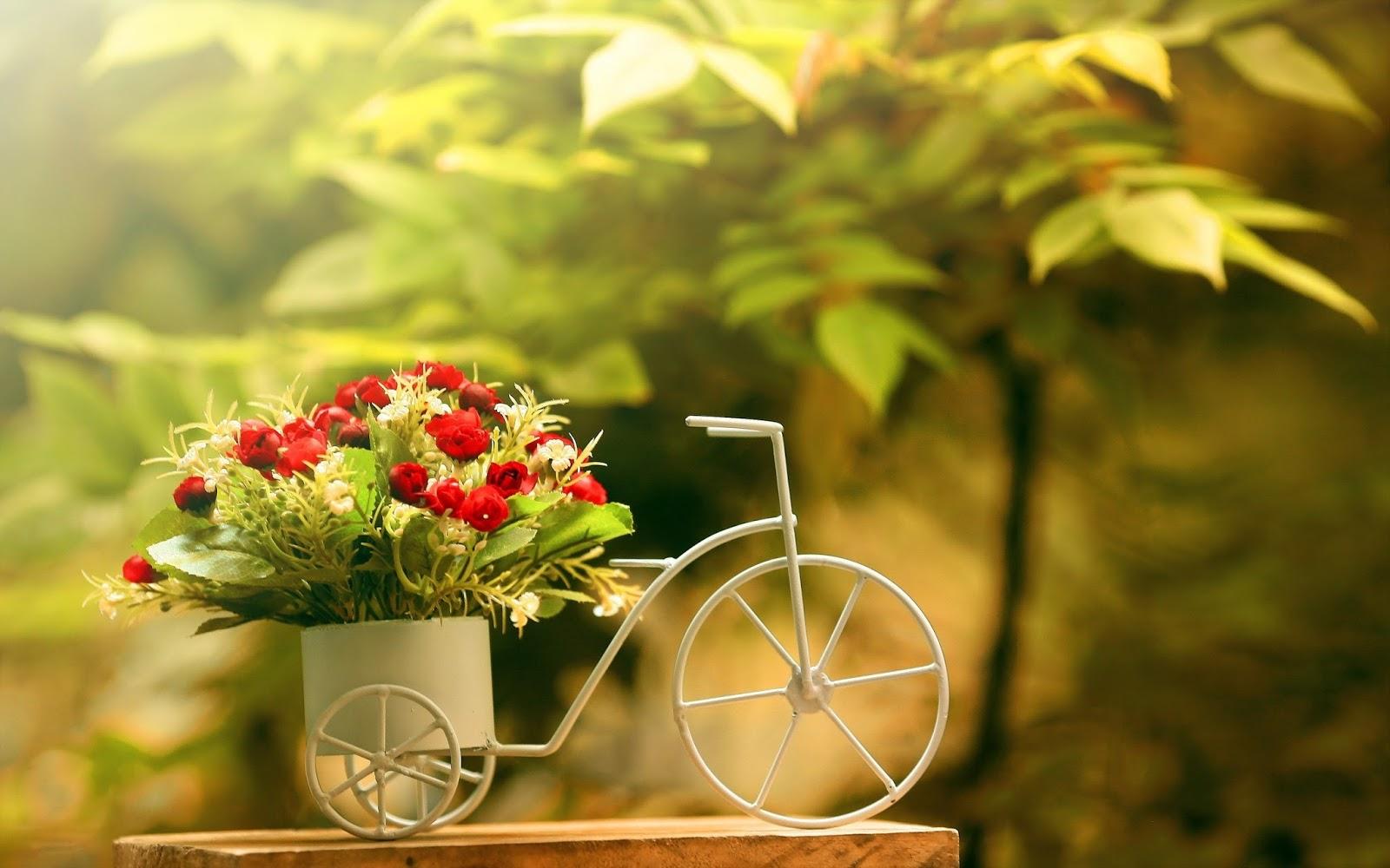 jannat's favourite photoshop tutorials: attractive floral wallpapers