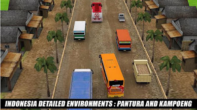 Download Telolet Bus Driving 3d Mod Apk Unlimited Money Full Free