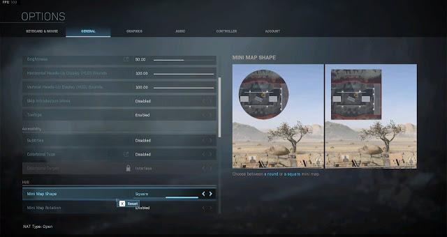 Call of Duty Warzone'daki Mini Harita Nasıl Değiştirilir