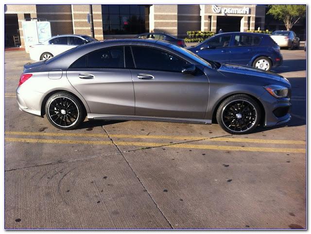 Mercedes Benz WINDOW TINT Cost Near Me