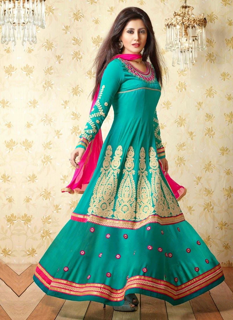 3071ba4ce0 Designer Clothes, Shoes & Bags: Anarkali Suits With Price