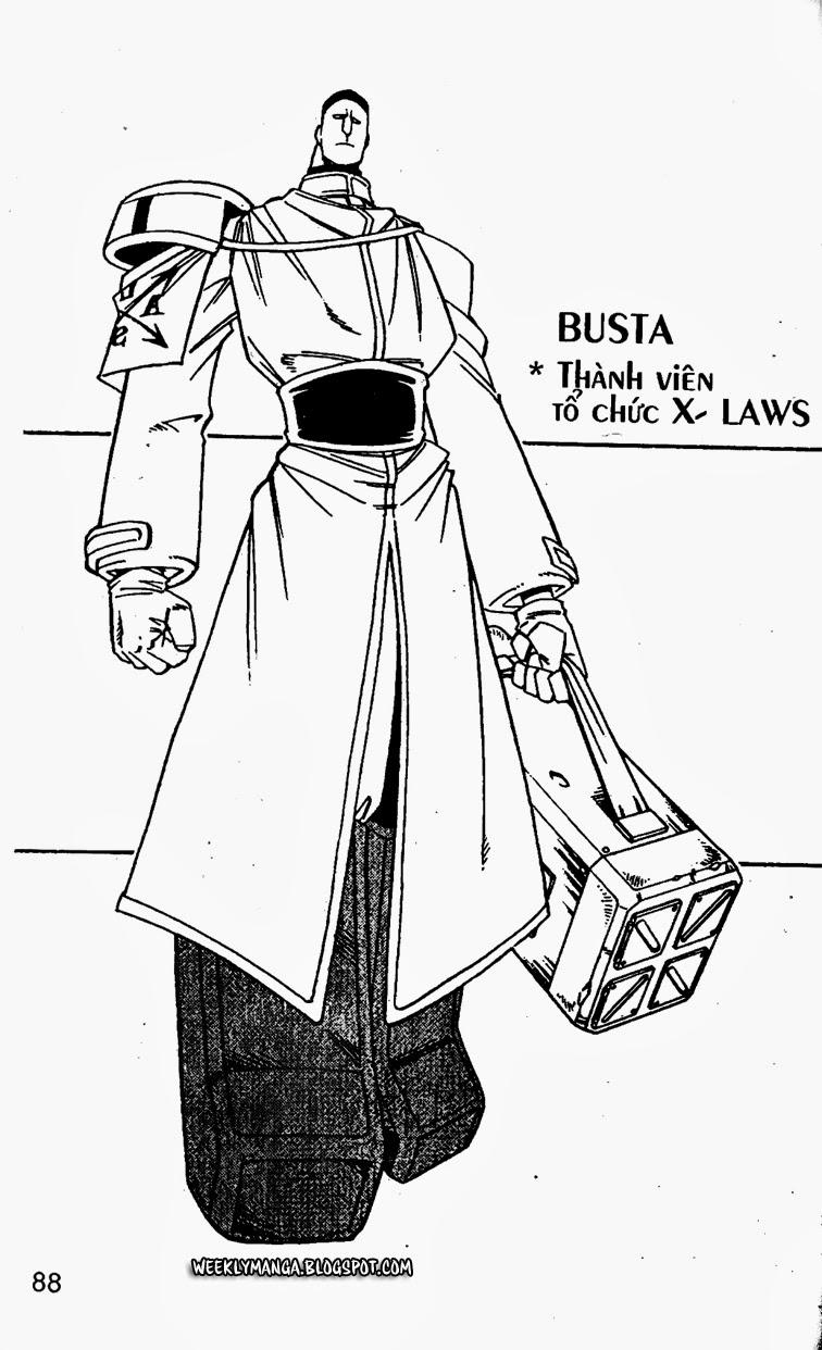 Shaman King [Vua pháp thuật] chap 139 trang 13